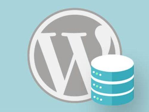 How To Do WordPress Database Backup