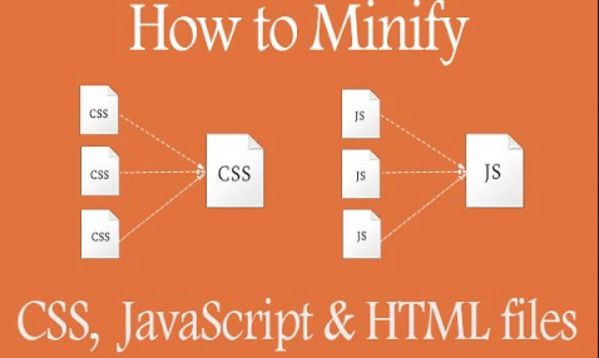 How to minify CSS, JS and HTML